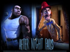 after night falls - Drive Multiplier Mayhem