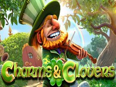 charms and clovers - Gokkasten iPad - Play free Casino games on the iPad