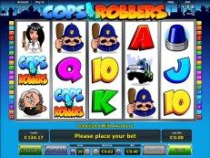 cops n robbers - Gokkasten iPad - Play free Casino games on the iPad