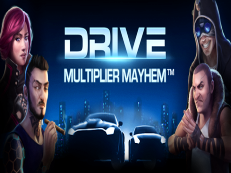 drive multiplier mayhem2 - Divine Fortune