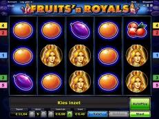 fruits n royals - Starburst