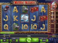 mythic maiden - Gladiator